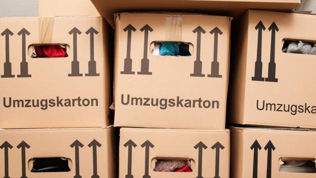 Ausmisten und Packen: Wohin mit all den Sachen?