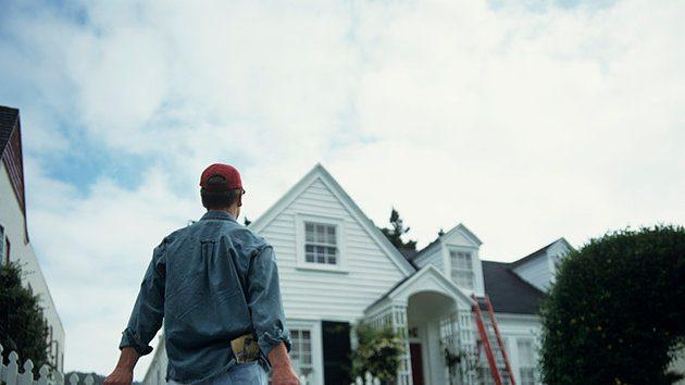 Thema Hausbau – Bezahlung für Bauarbeiter