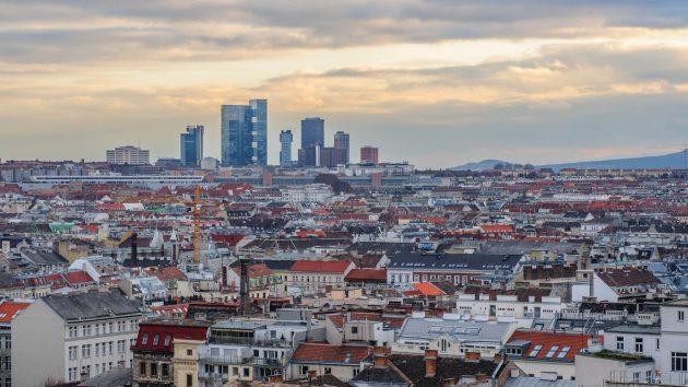 Österreichs Mietpreise im Europavergleich