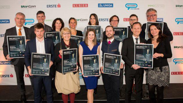 IMMY 2018 – Wiens beste Makler & Vermieter